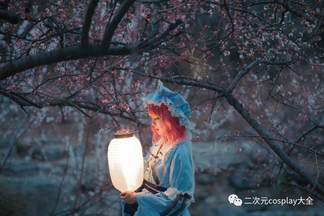 妹子因为喜欢东方project开始了cos,还担任了东方同人展的日语翻译 - [leimu486.com] No.3