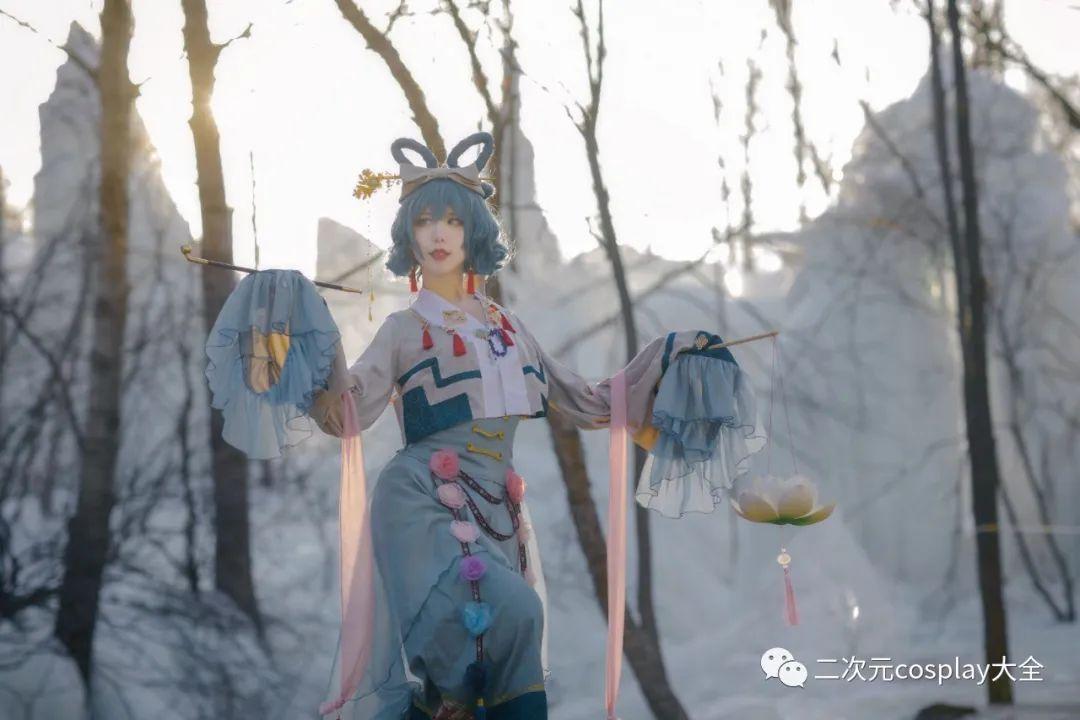 妹子因为喜欢东方project开始了cos,还担任了东方同人展的日语翻译 - [leimu486.com] No.4