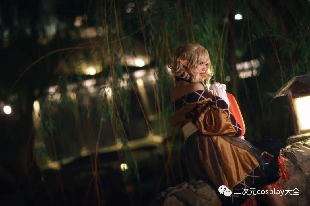 妹子因为喜欢东方project开始了cos,还担任了东方同人展的日语翻译 - [leimu486.com] No.5