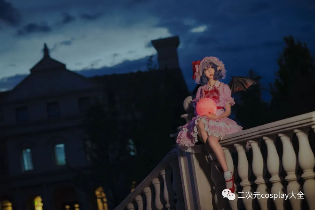 妹子因为喜欢东方project开始了cos,还担任了东方同人展的日语翻译 - [leimu486.com] No.6