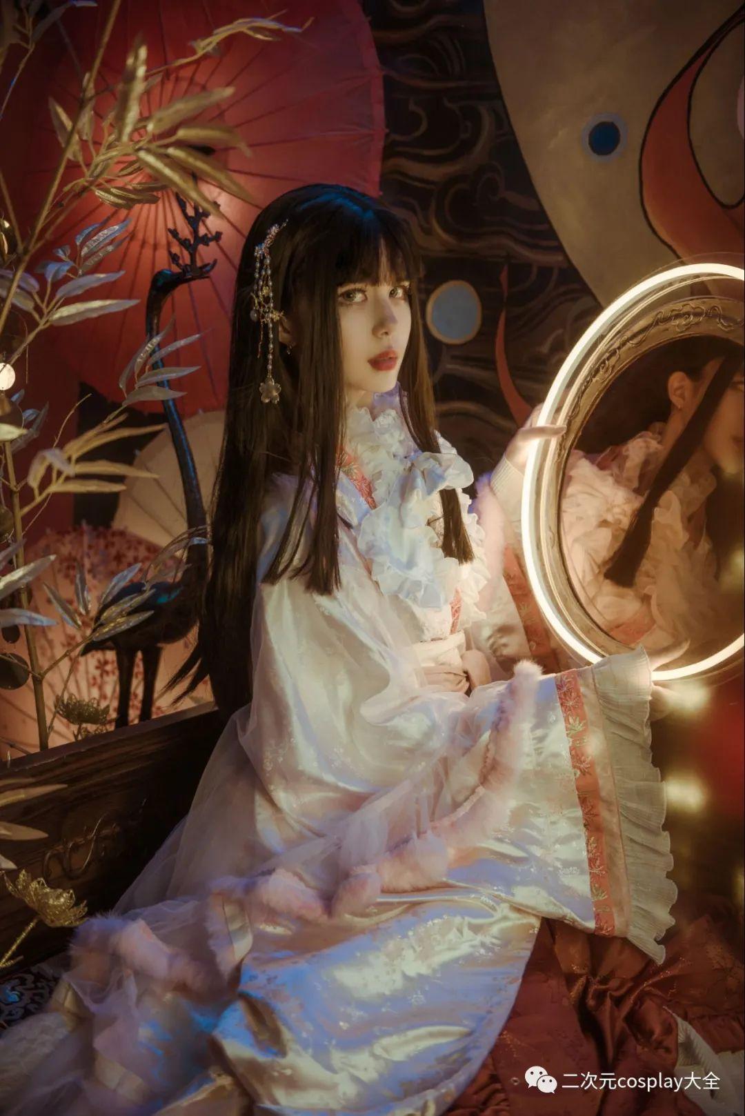 妹子因为喜欢东方project开始了cos,还担任了东方同人展的日语翻译 - [leimu486.com] No.7