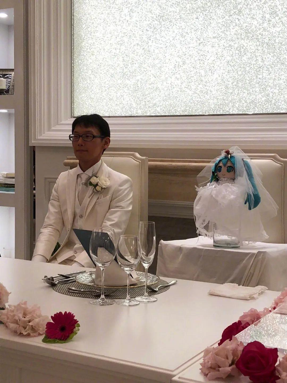 和初音未来结婚的那位男子,老婆要被回收了?_图片 No.7