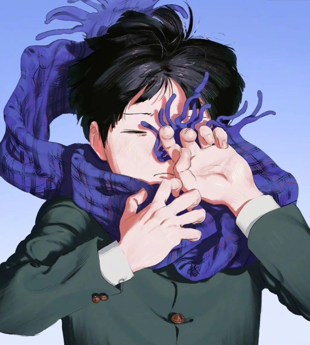 动漫壁纸 – 韩国插画师이원빈笔下的妙龄女郎_图片 No.15