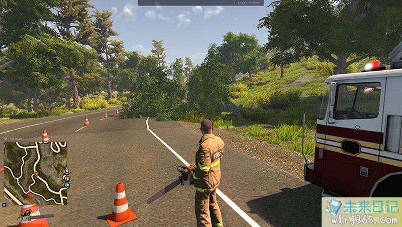 PC游戏分享:《警情,消防,急救模拟器》中文绿色版,解压即玩[1.13G] 配图 No.2