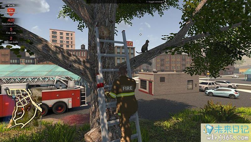 PC游戏分享:《警情,消防,急救模拟器》中文绿色版,解压即玩[1.13G] 配图 No.6