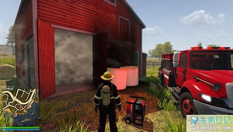 PC游戏分享:《警情,消防,急救模拟器》中文绿色版,解压即玩[1.13G] 配图 No.8