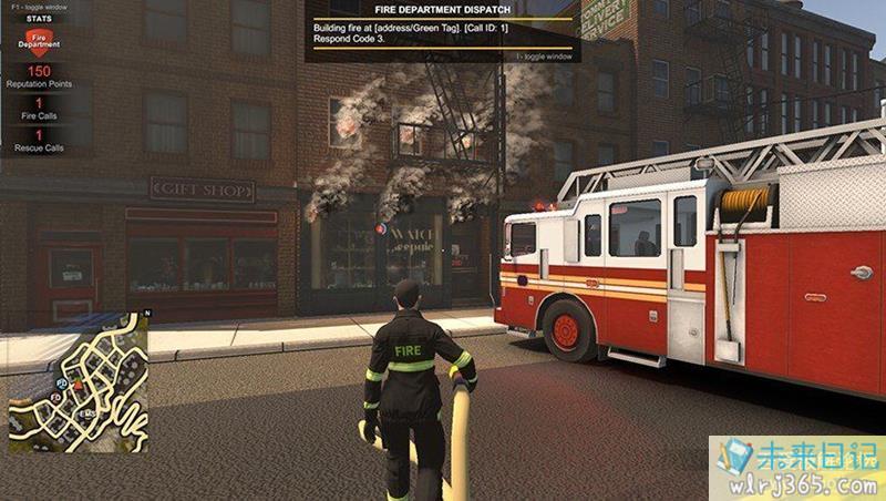 PC游戏分享:《警情,消防,急救模拟器》中文绿色版,解压即玩[1.13G] 配图 No.10