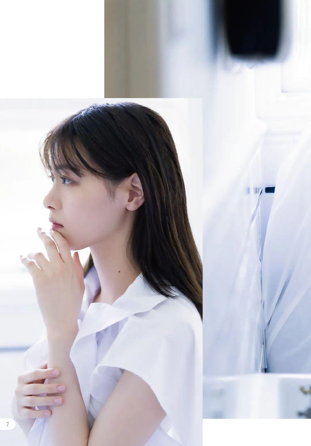 #西野七瀬# 週刊少年 写真集赏_图片 No.12