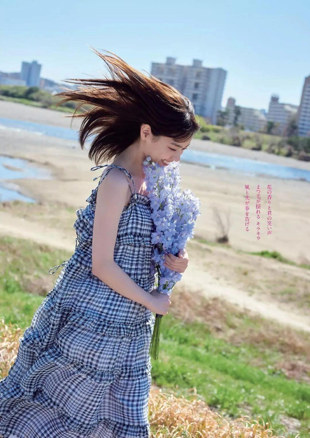 #西野七瀬# 週刊少年 写真集赏_图片 No.21