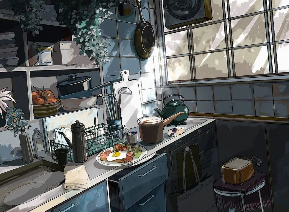 二次元美图!P站画师:engawa作品_图片 No.3