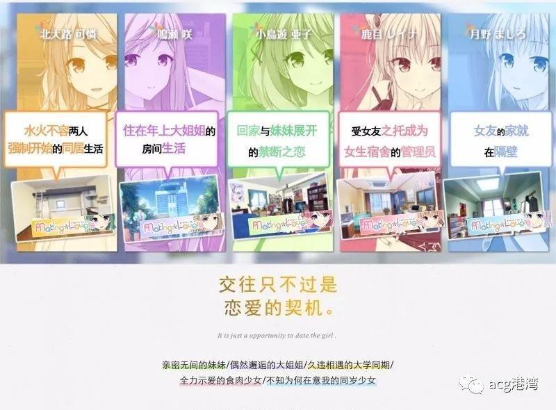 游戏 – 【大型ADV/全CV】Making*Lovers 精翻汉化版+全CG存档+攻略【新汉化5G】_图片 No.2