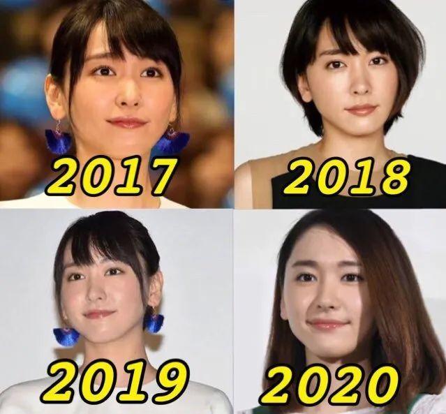 新垣结衣的2005年~2020年颜值变化,老婆真的好好看啊_图片 No.3