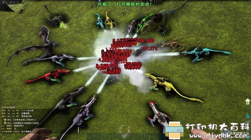 PC游戏分享 《方舟:生存进化》中文未加密免费联机版 V310.11 + 8DLC – 4月10日更新 配图 No.6