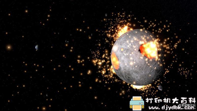 PC游戏分享,宇宙模拟器《宇宙沙盘2》steam版本汉化版-创造星球、星系等 配图 No.2