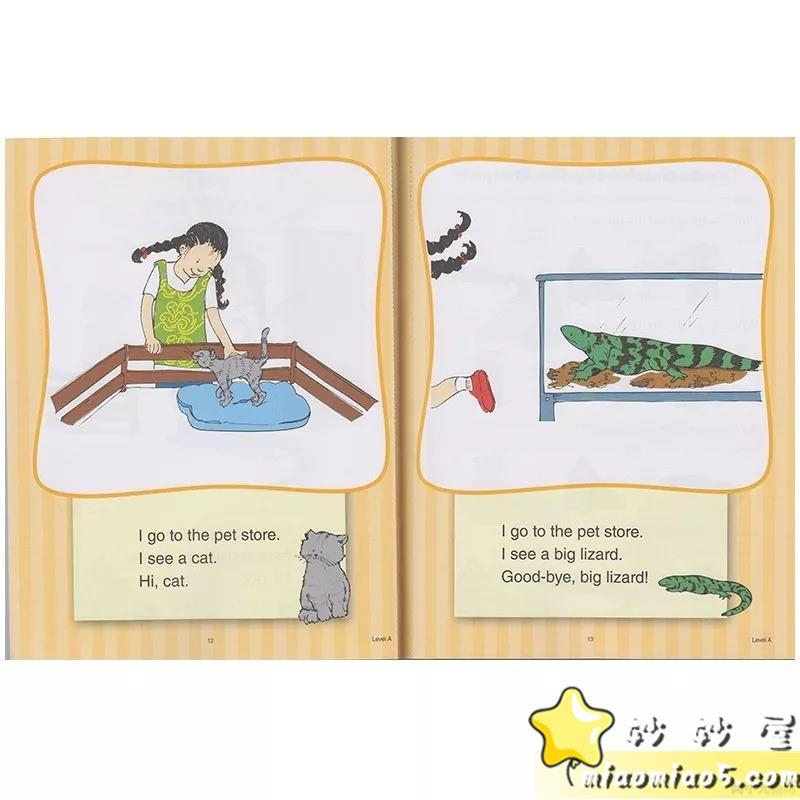 美国Evan-Moor的阅读系列Stories to Read, Words to Know第一级(电子书+音频+答案,全套共十级)图片 No.2