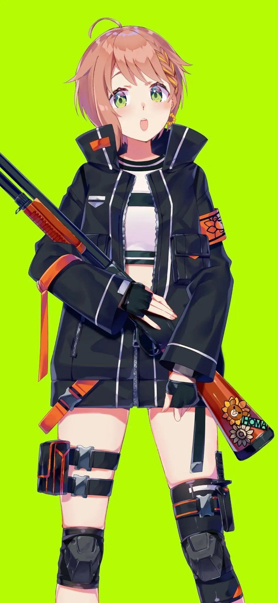 4月12日,二次元美图!JK短裙与粉色樱花配一脸!_图片 No.7