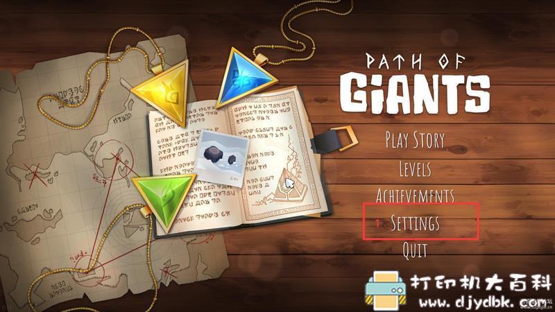 PC游戏分享:巨人旅途Path_of_Giants绿色免安装版图片 No.7