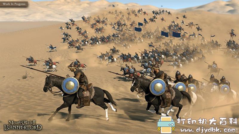 PC游戏分享:《骑马与砍杀2》最新v1.1.0b版+v11汉化图片 No.2