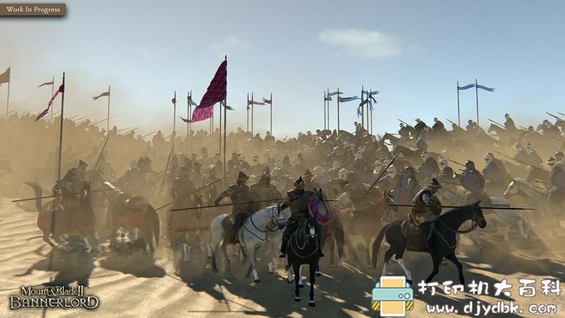 PC游戏分享:《骑马与砍杀2》最新v1.1.0b版+v11汉化图片 No.3