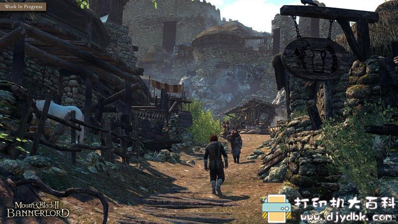 PC游戏分享:《骑马与砍杀2》最新v1.1.0b版+v11汉化图片 No.5