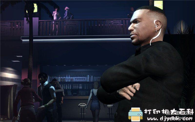 PC游戏分享 侠盗飞车4完全版(2合1)高速下载图片