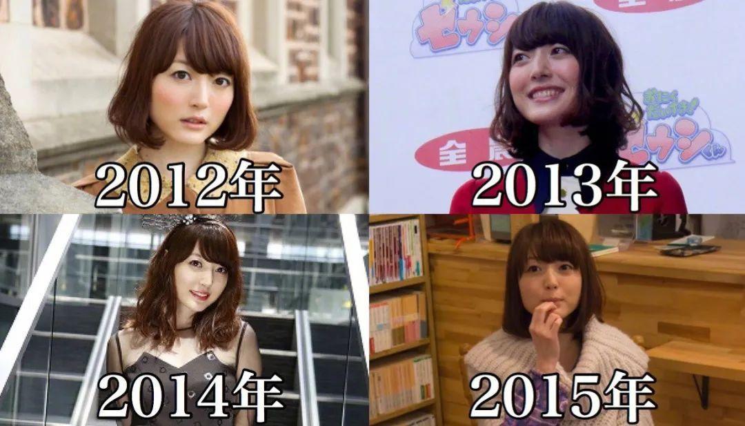 花泽香菜2005-2020年颜值变化,老婆真的好好看啊_图片 No.3