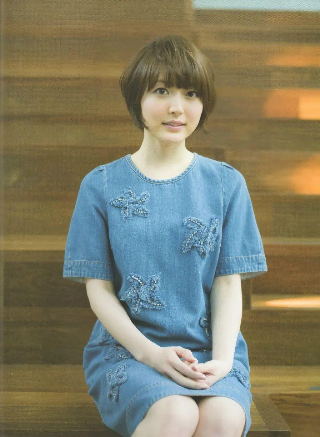 花泽香菜2005-2020年颜值变化,老婆真的好好看啊_图片 No.15