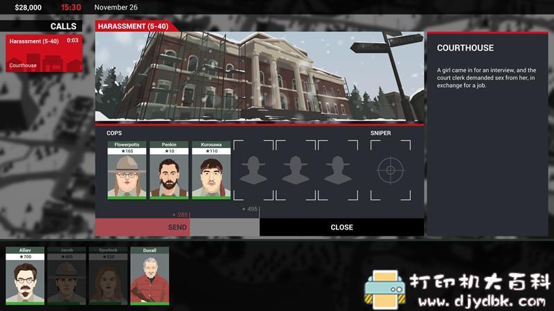 PC游戏分享 这就是警察2 简体中文免安装图片 No.16