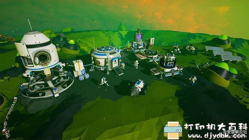 PC游戏分享 异星探险家ASTRONEER(高速网盘下载) 配图 No.2