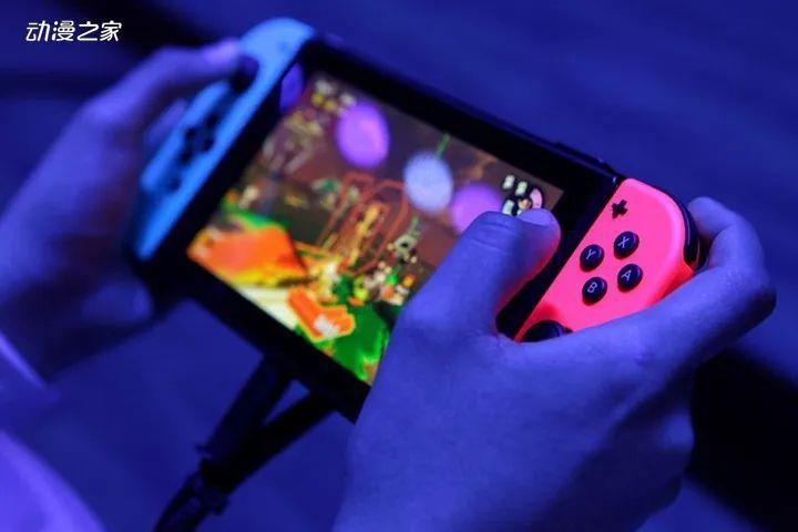 任天堂宣布恢复NS游戏机的发货_图片