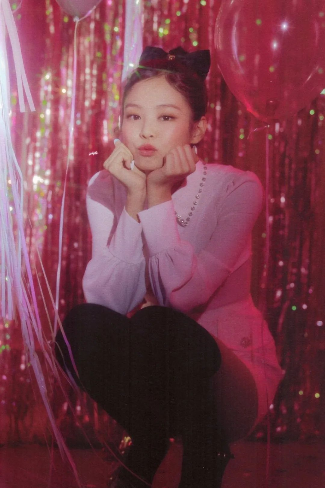 妹子摄影 – Jennie金智妮  美貌小猫咪_图片 No.9