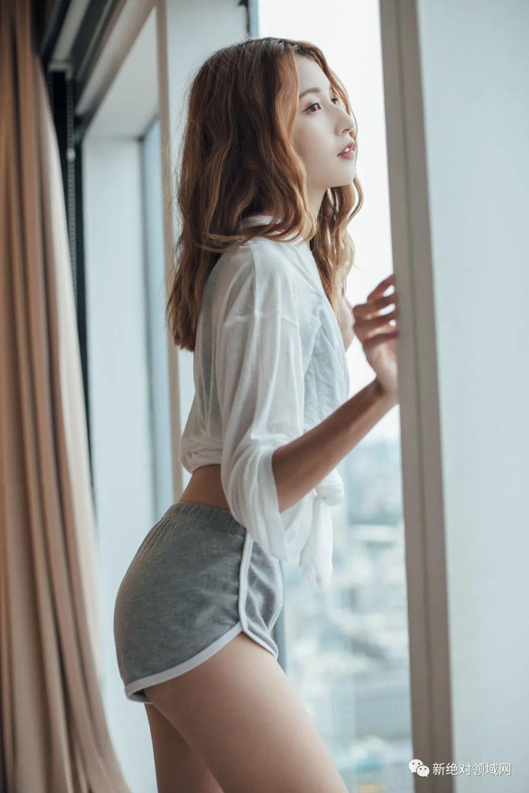 妹子摄影 – 钟爱的大长腿合集_图片 No.4