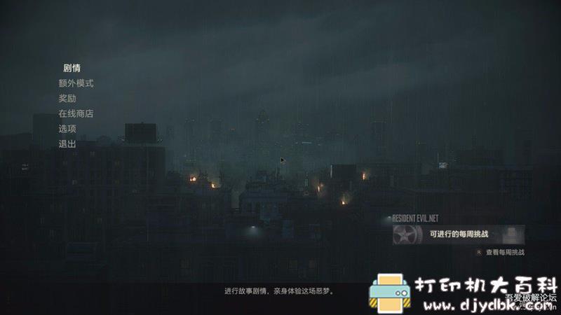 PC游戏分享 《生化危机2:重制版》v1.04中英文豪华整合DLC安装版【附修改器、存档、攻略】图片 No.1