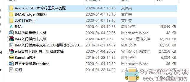 [Windows]安卓开发环境包 basic4android(b4a)图片 No.1
