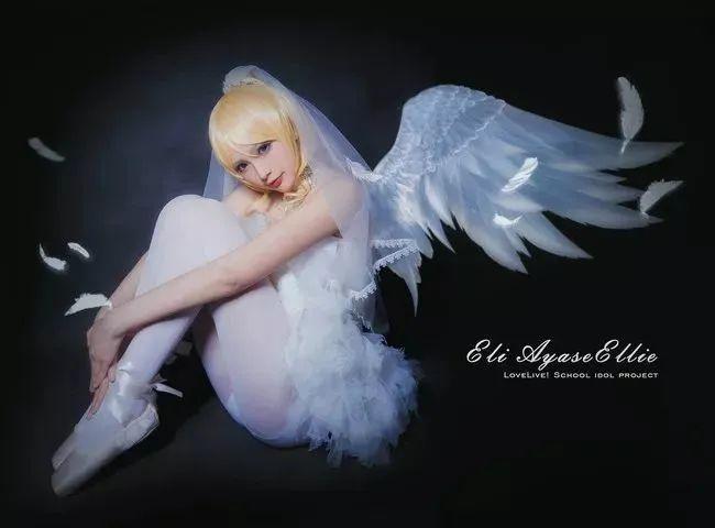 cosplay – 《lovelive!》绚濑绘里 芭蕾舞蹈服_图片 No.2