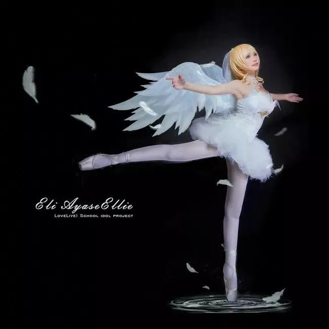 cosplay – 《lovelive!》绚濑绘里 芭蕾舞蹈服_图片 No.3