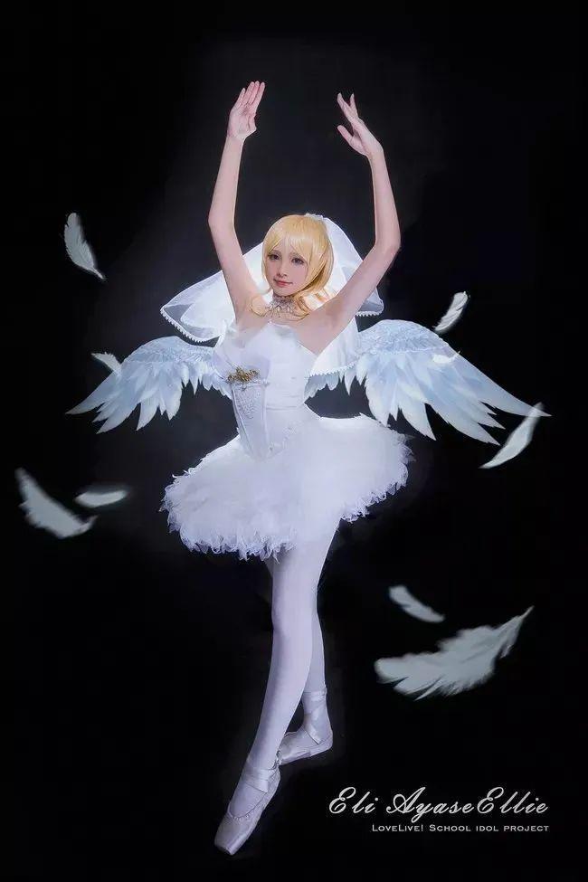 cosplay – 《lovelive!》绚濑绘里 芭蕾舞蹈服_图片 No.5