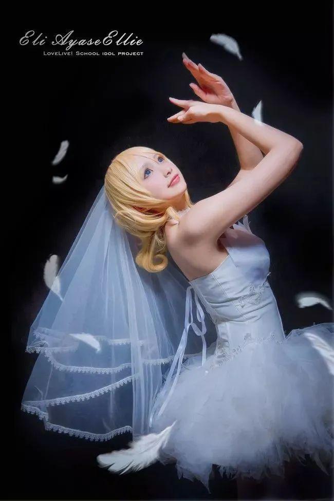 cosplay – 《lovelive!》绚濑绘里 芭蕾舞蹈服_图片 No.8