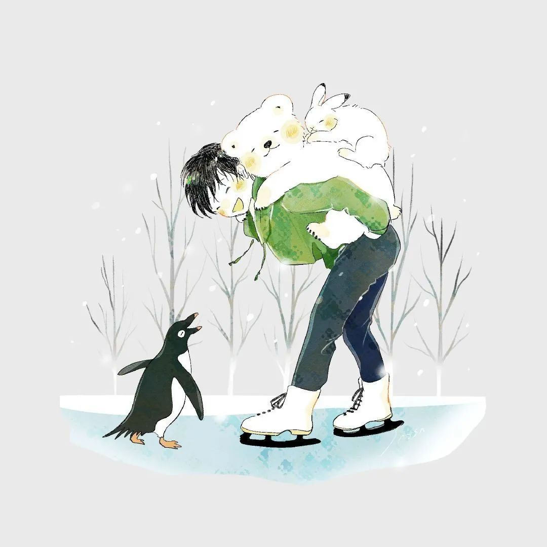 4月19日,P站二次元美图!画师Ins acatcie作品,粉色少女可可爱爱_图片 No.15