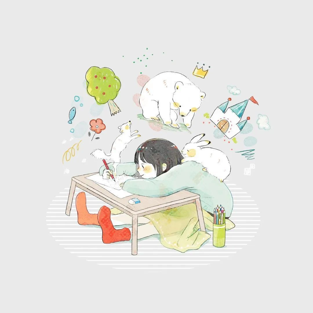 4月19日,P站二次元美图!画师Ins acatcie作品,粉色少女可可爱爱_图片 No.18
