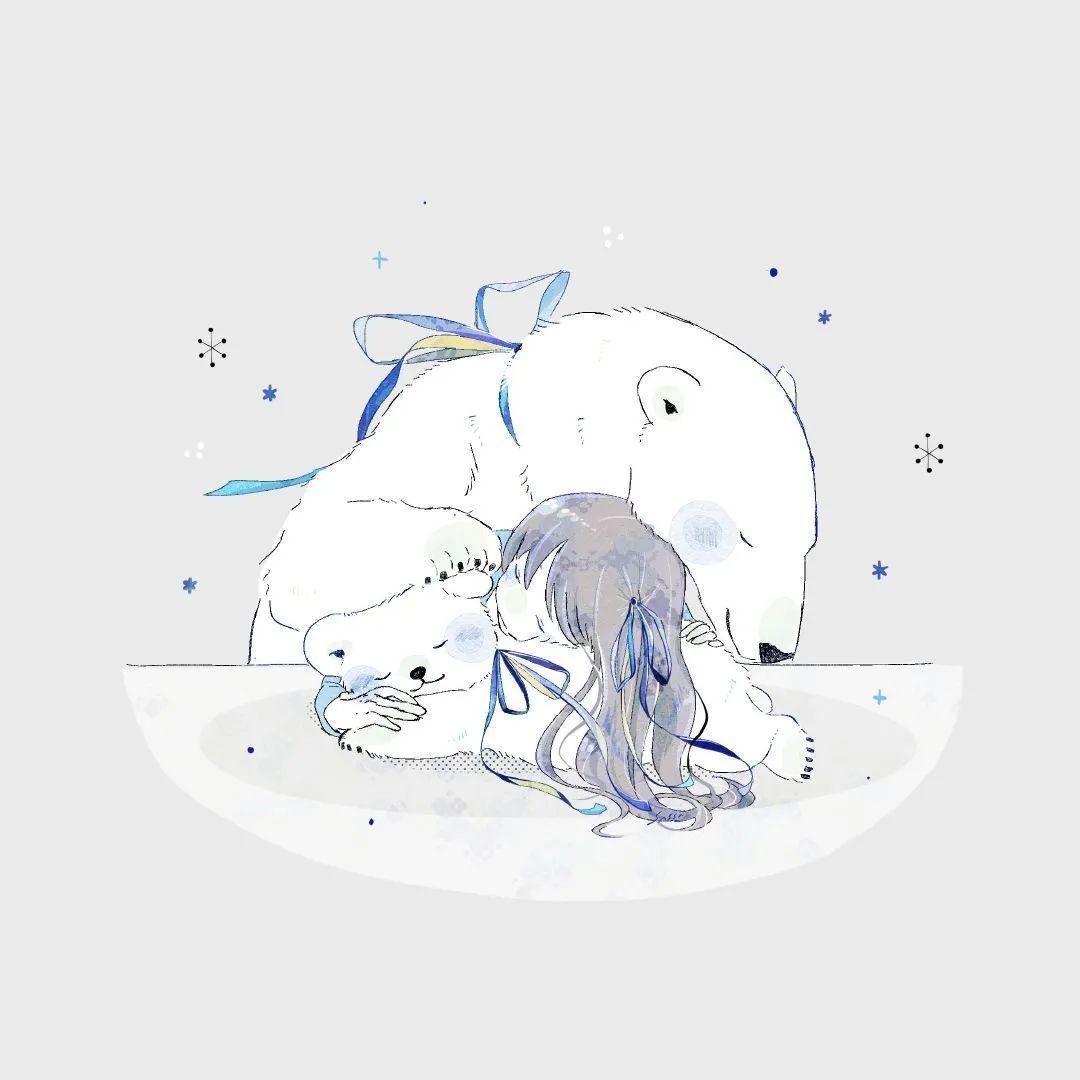 4月19日,P站二次元美图!画师Ins acatcie作品,粉色少女可可爱爱_图片 No.21