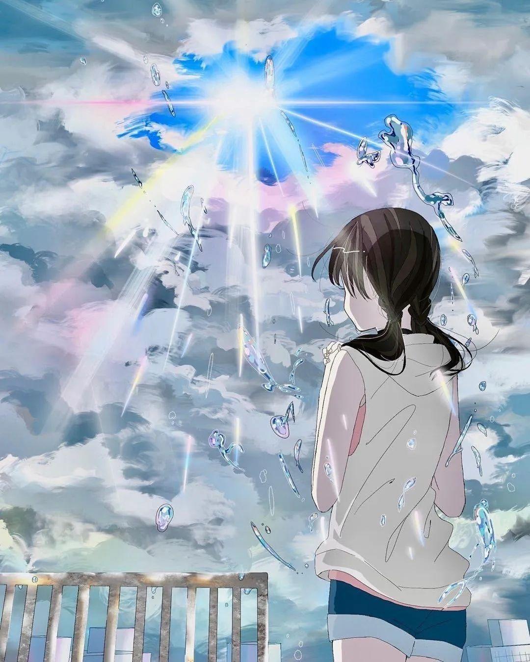 4月19日,P站二次元美图!画师Ins acatcie作品,粉色少女可可爱爱_图片 No.47