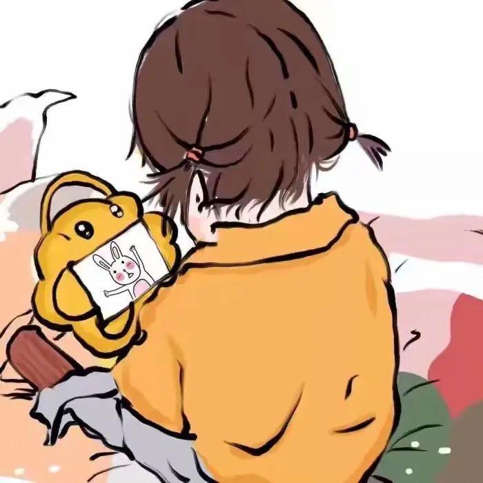 超热门的动漫情侣头像合集,恋爱的味道_图片 No.8