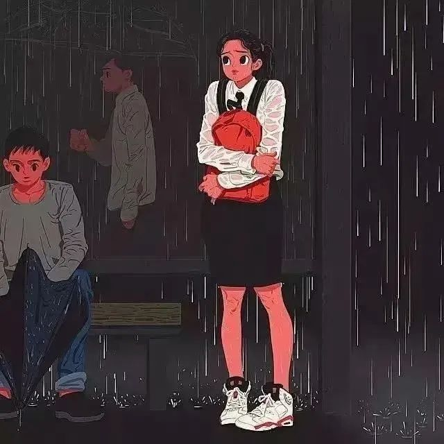 超热门的动漫情侣头像合集,恋爱的味道_图片 No.24