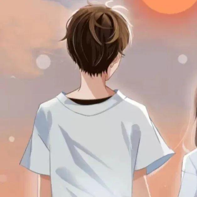 超热门的动漫情侣头像合集,恋爱的味道_图片 No.33