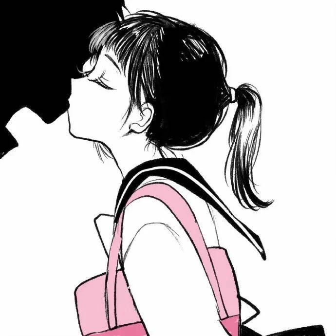 超热门的动漫情侣头像合集,恋爱的味道_图片 No.40