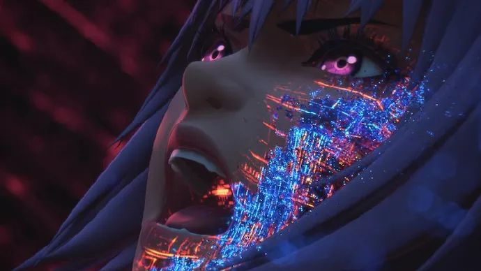 Netflix原创动画《攻壳机动队:SAC_2045》第一季片段公开,确认第二季动画制作_图片