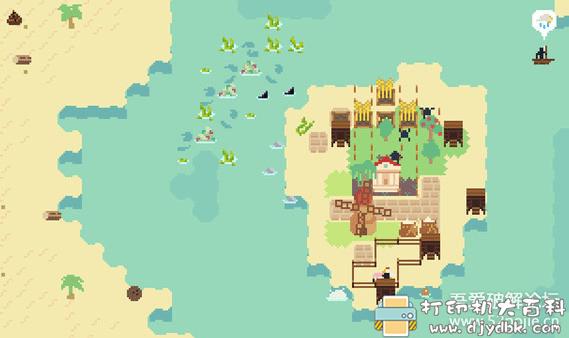 PC模拟经营游戏 西米岛-做好创世神图片 No.2