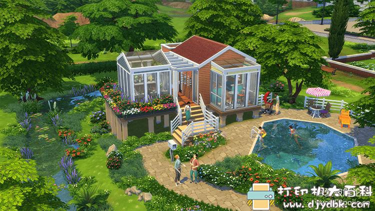 PC游戏分享 模拟人生4:温馨小居PC数字豪华版图片 No.1