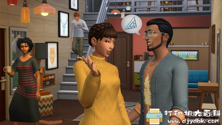 PC游戏分享 模拟人生4:温馨小居PC数字豪华版图片 No.4